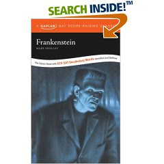 Book report over frankenstein