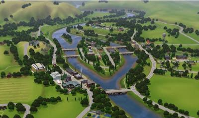 Yuda dari Putrajaya: Play: The Sims 3 Extras