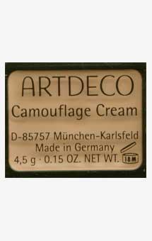 Corrector Camouflage Cream Art Deco