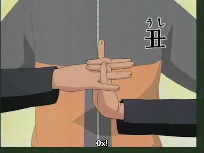 Naruto Basic Hand Seals