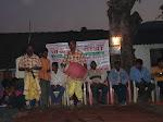 Cultural Programme by Jan Hakk Yatra in Orissa