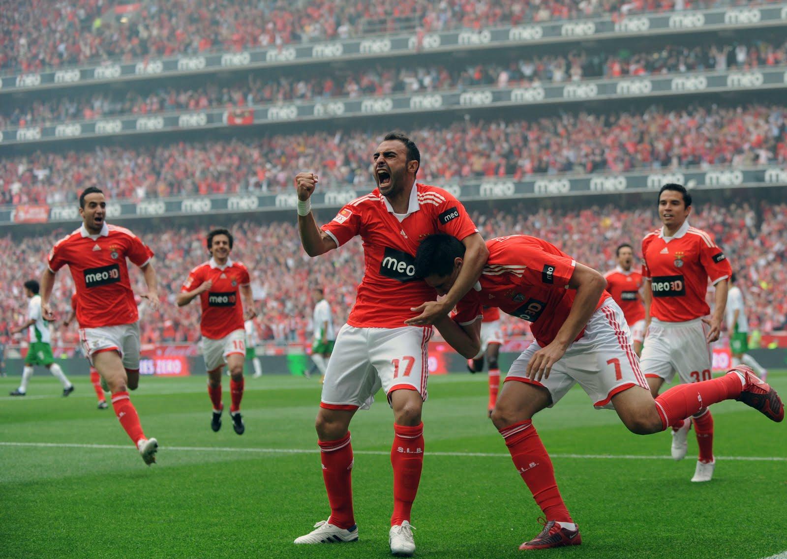 Benfica Jogo: O Benfica Sou Eu: Setembro 2010