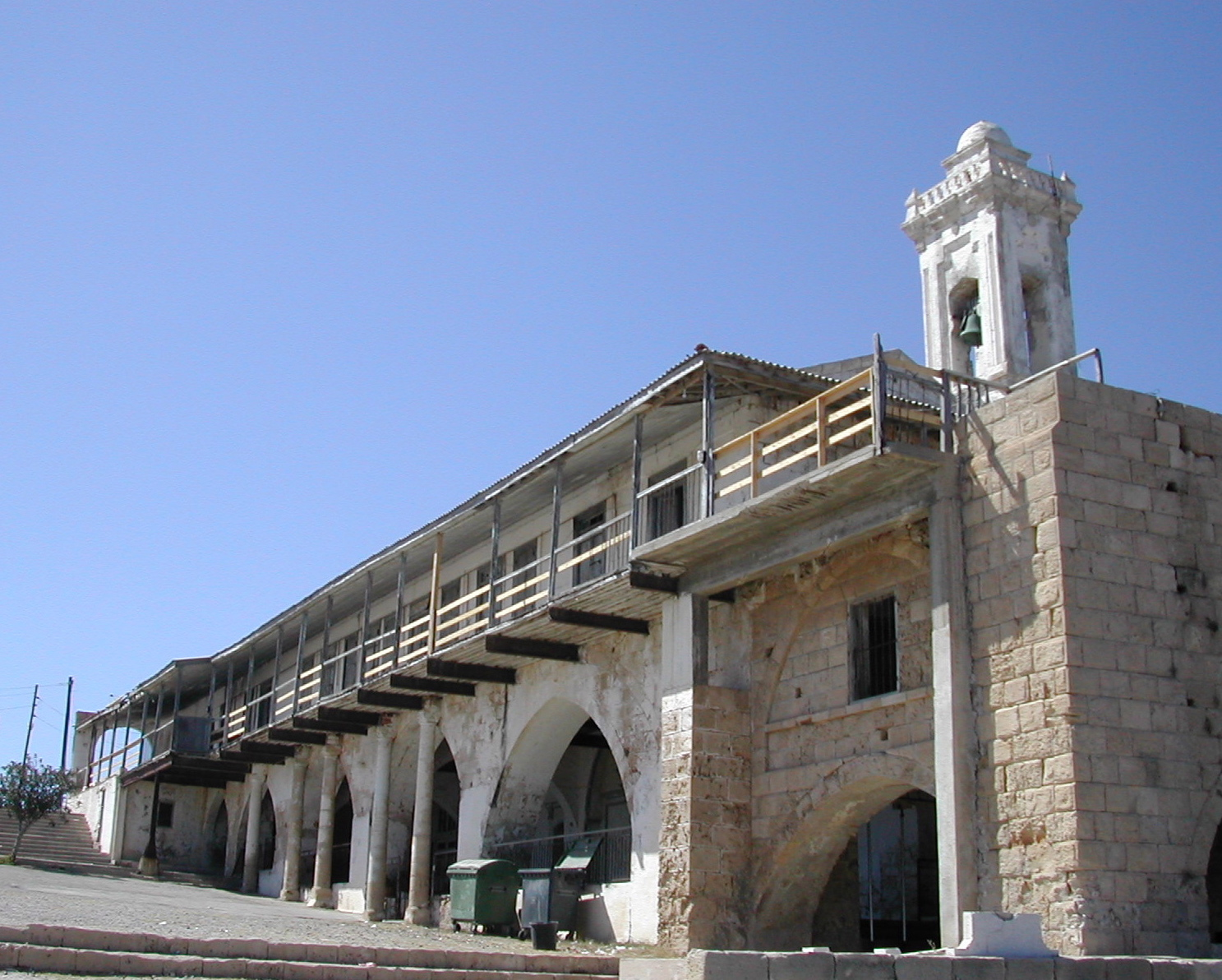 Hellenic Antidote: Apostolos Andreas: the occupied monastery