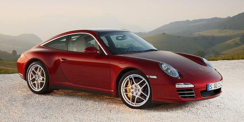 Today S World Of Cars Porsche 911 Targa 4 2009