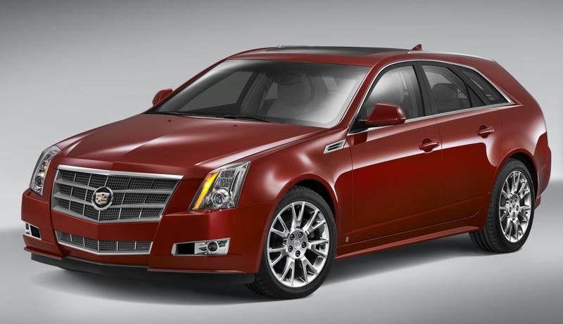 Cadillac Cts Sport Wagon 2010