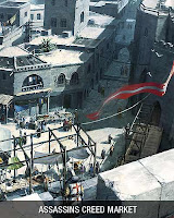 Thierry Doison Assassins Creed Market