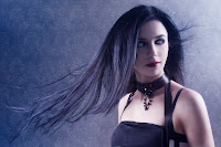 Goth Metal Model from Spain