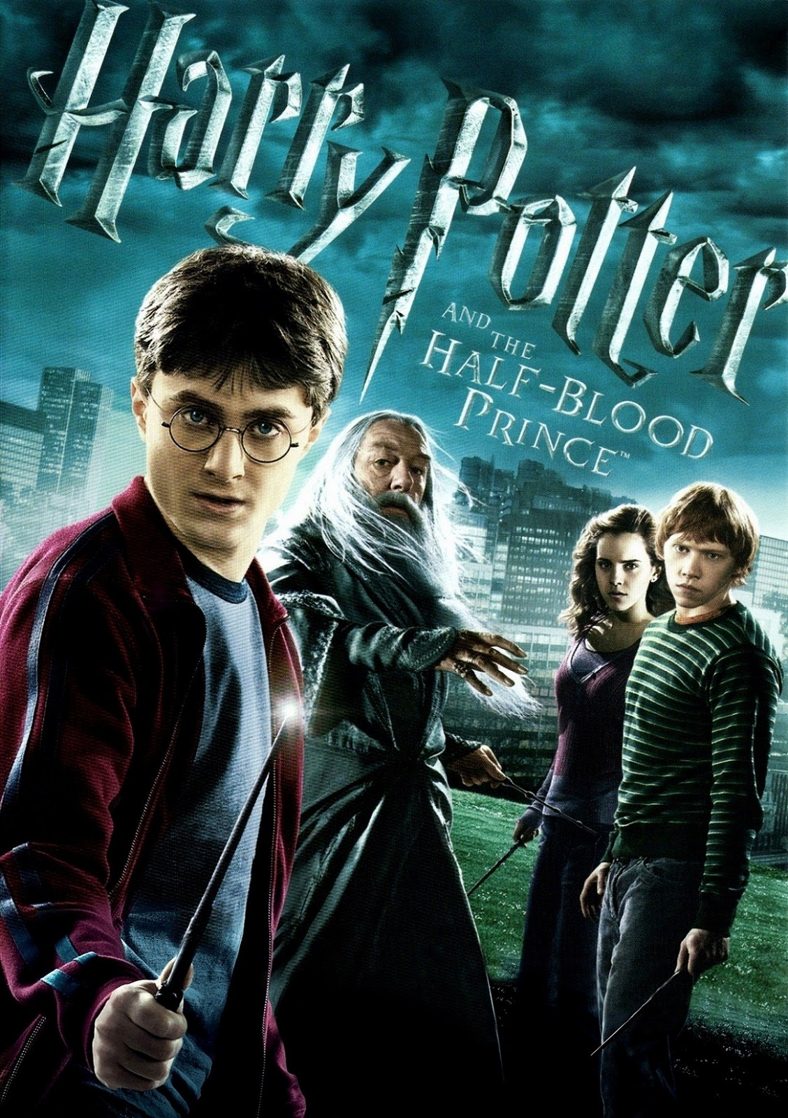 Asfsdf Harry Potter And The Half-Blood Prince 2009-2551