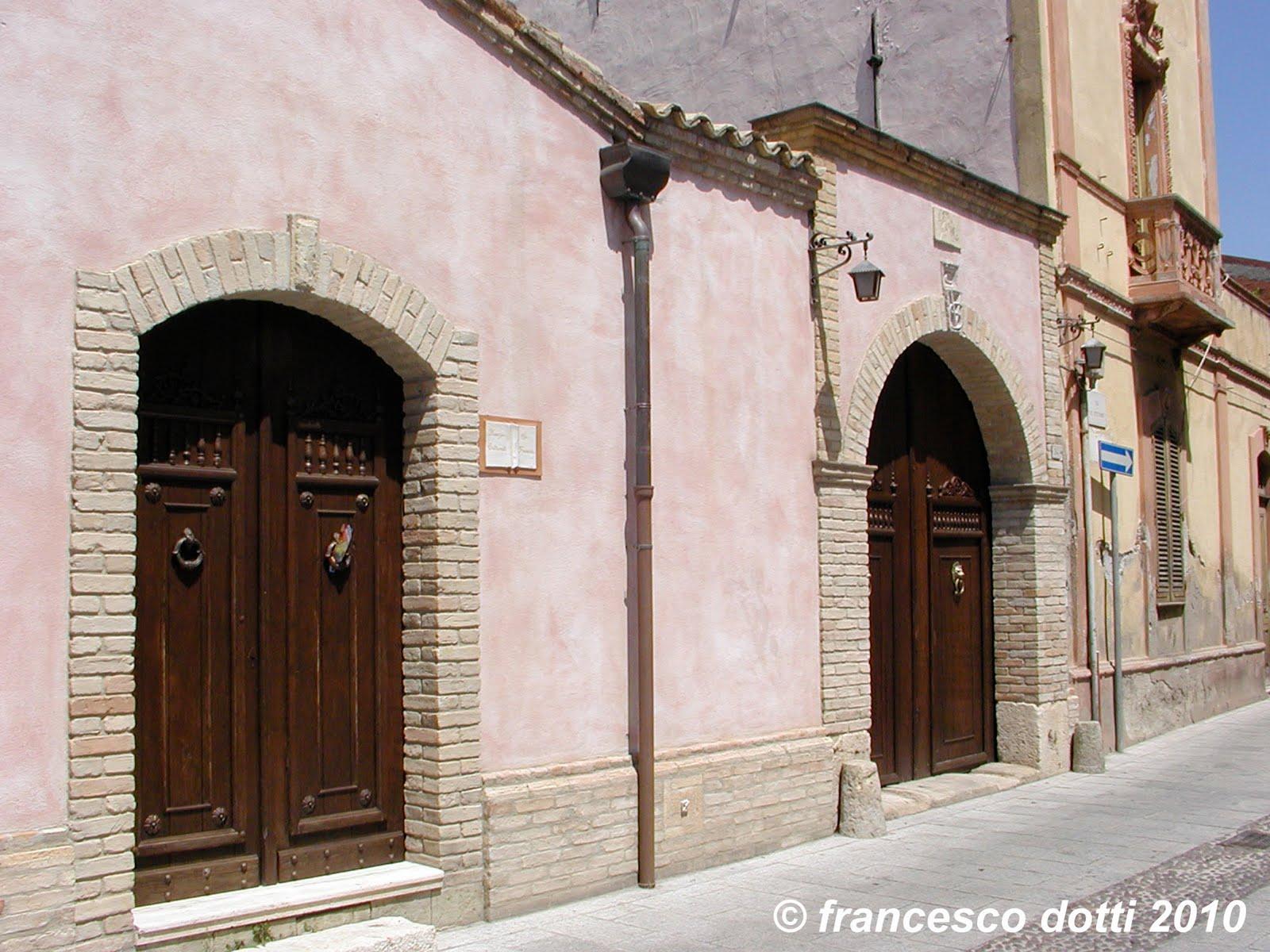 Ceccodotti casa campidanese for Case antiche ristrutturate