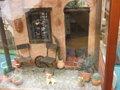 A Miniature World: Mexican Kitchen: Seattle Miniature Show, Sept. 2008