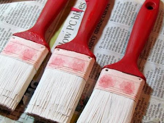 @suzy6281 #NUO2012 Paintbrush Santas2