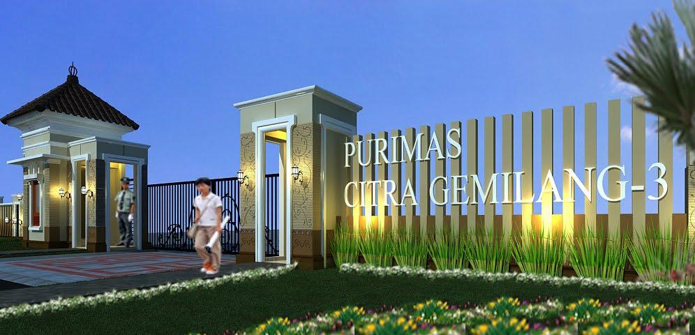 Rumah purimas jogja: PURIMAS CITRA GEMILANG 3