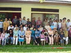 Kelarga Besar di Sukabumi