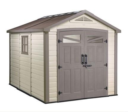 Caseta para jard n almacenaje espacios exteriores for Diseno de jardines para el hogar