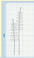 Modern Leaf Branches - Spring Free SVG