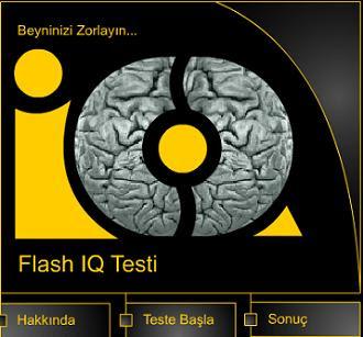 Türkçe IQ Testi