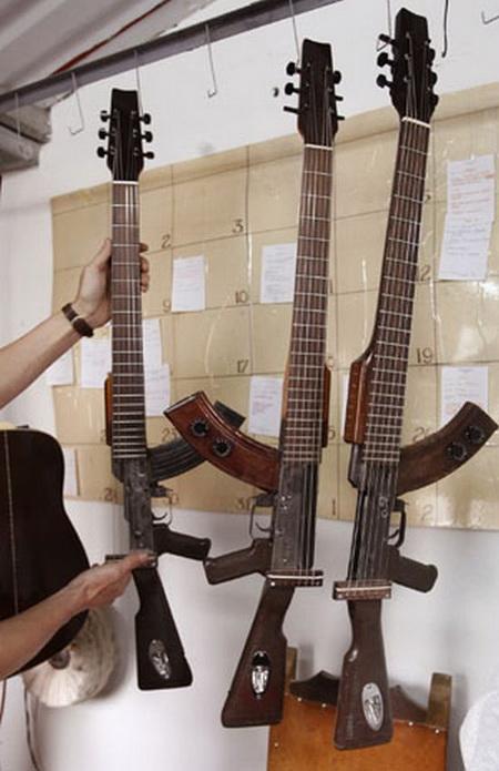 25 Unique French Nail Art Ideas On Pinterest: 25 Unique Guitars