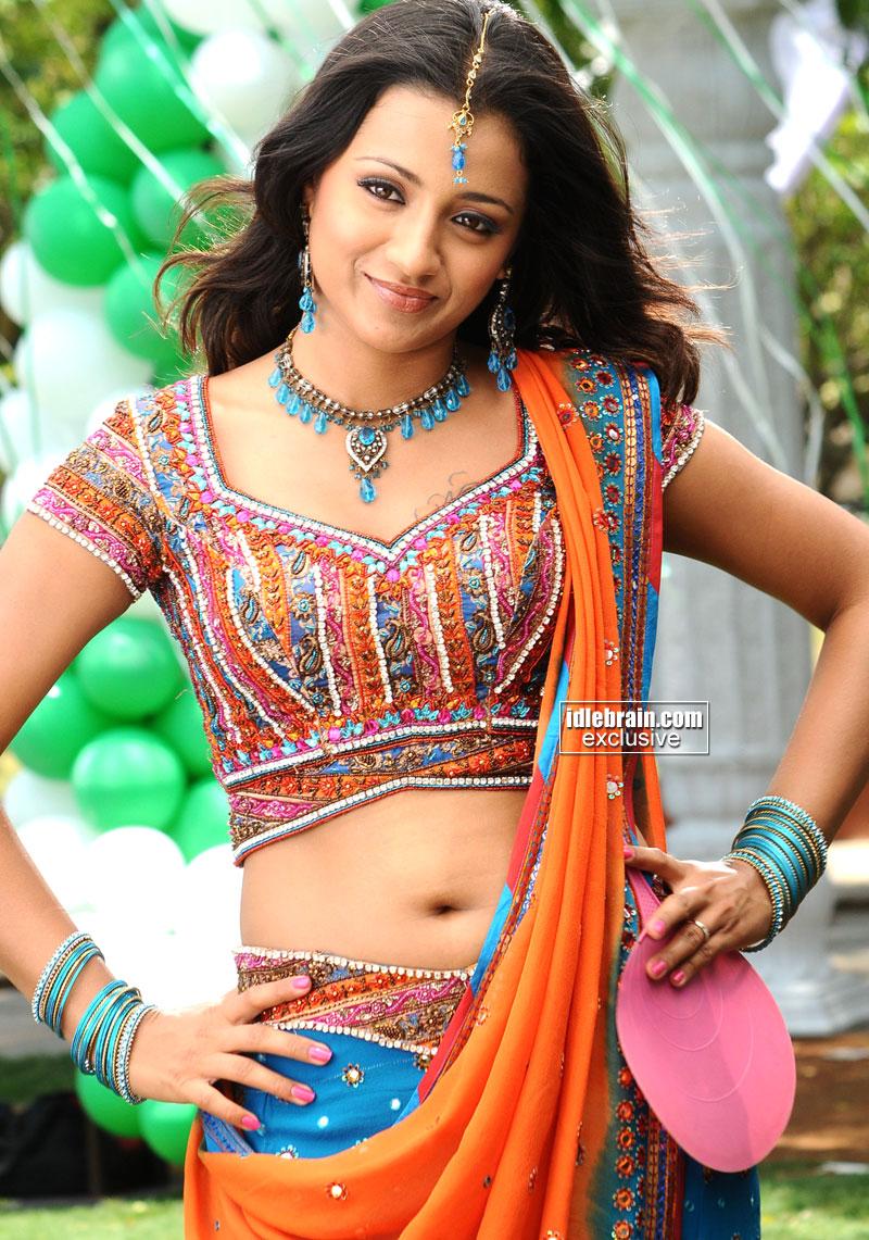 actress trisha images