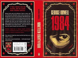1984 English Book