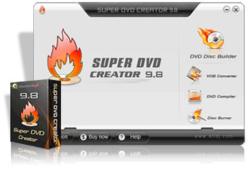 Download - Super DVD Creator 9.8