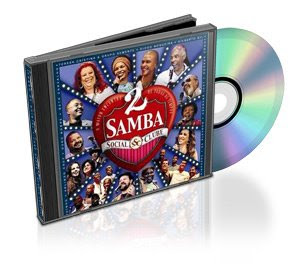 Samba Social Clube - Ao Vivo Vol.2 (2009)