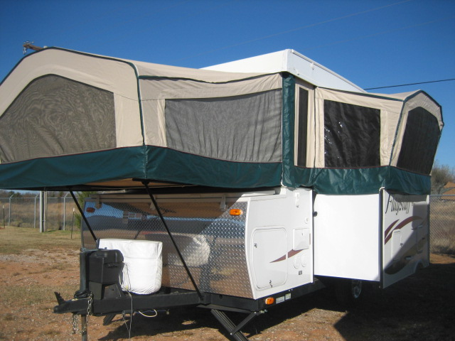 Pop Ups For Sale At Lesiure Time Rv In Oklahoma Used 07