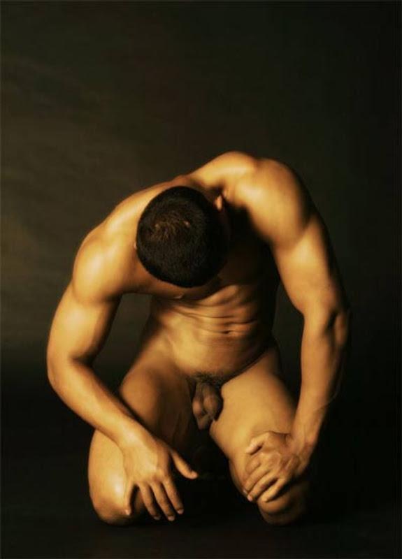 Порно техники в эстетике тела мужчины