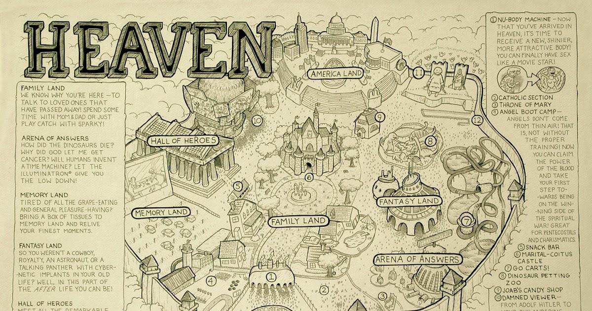 malachi ward map of heaven
