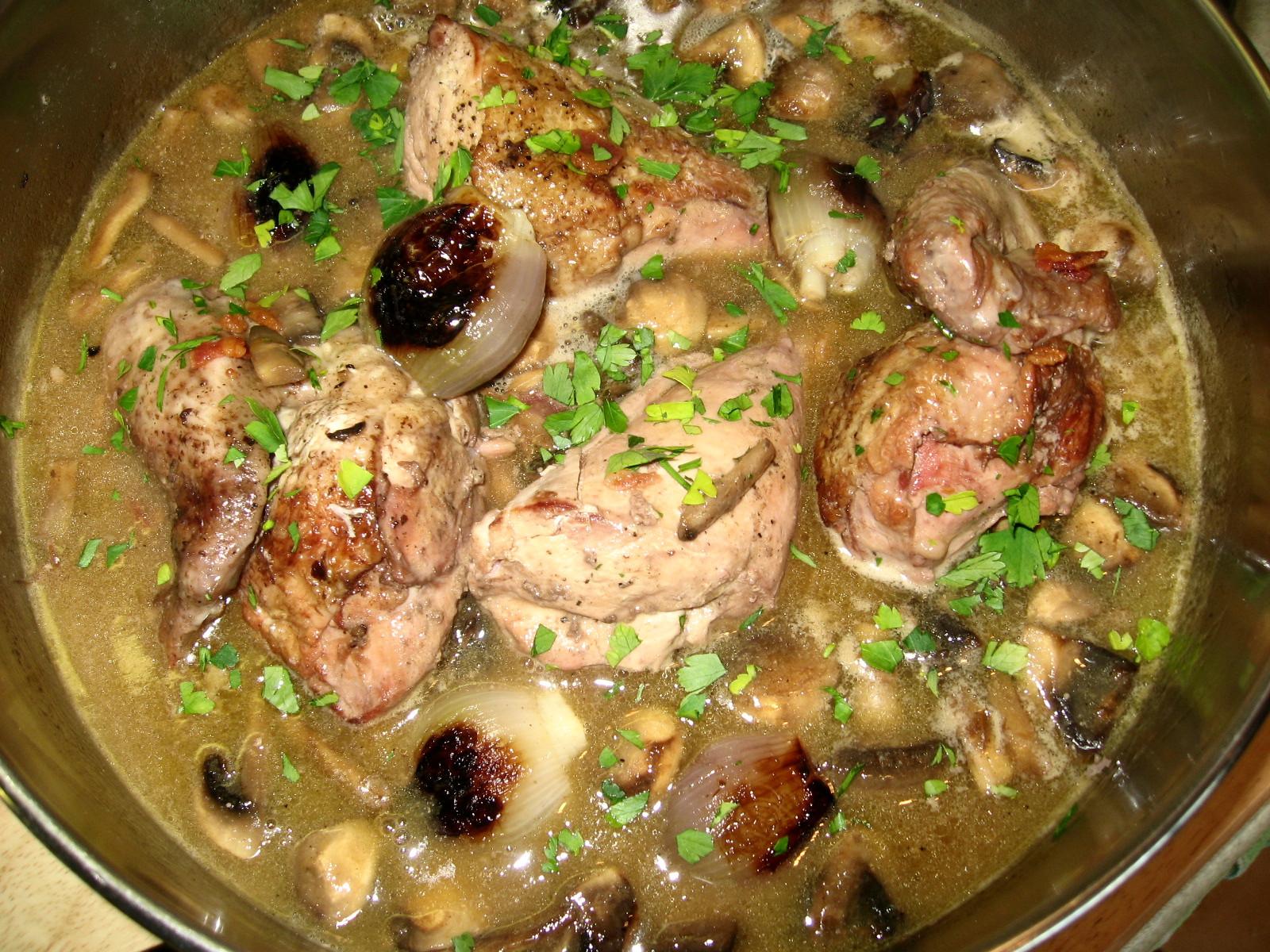 91be7ac11b5ff4 Kitchen Delights  COQ AU VIN