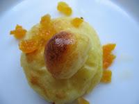 Religieuse pomme de terre abricots
