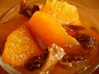 oranges dattes figues