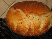 pain aux céréales en cocotte