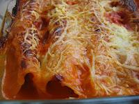 cannelloni au thon