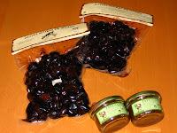 olives de Nyons et tapenade