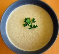 soupe champignons de Paris