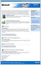 subscribe to the microsoft download center rss feed
