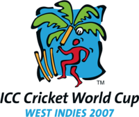 ICC World Cup 2007 Cricket Logo, Mascot