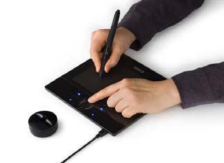 Wacom Bamboo Pen Tablet for Windows Vista