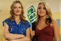 Judy Greer with Jamie Lynn Spears