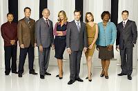 The cast of Eli Stone