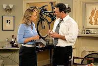 Patrick Warburton and Megyn Price