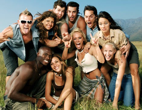 Road rules guys naked young girls candice