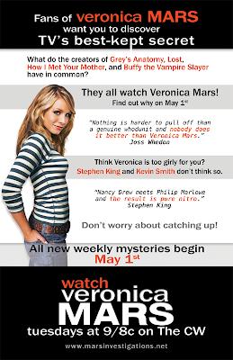 Veronica Mars Flyer