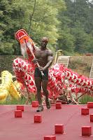 James Clement Survivor China