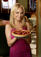 Kristen Chenoweth: I'd like a piece of that pie