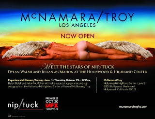 Nip/Tuck Invitation