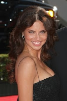 Thank you ESPN for inviting Adrianna Lima