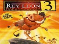 El Rey León 3 (2004) – Latino