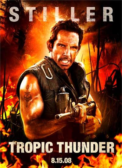 Una Guerra de Película (Tropic Thunder) (2008) - Subtitulada