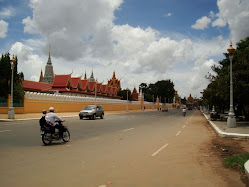 The Road Near The Royal Palace